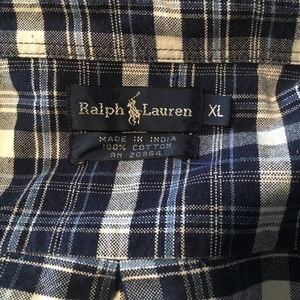 Ralph Lauren Polo button-down shirt